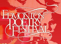Logo of Edmonton Poetry Festival